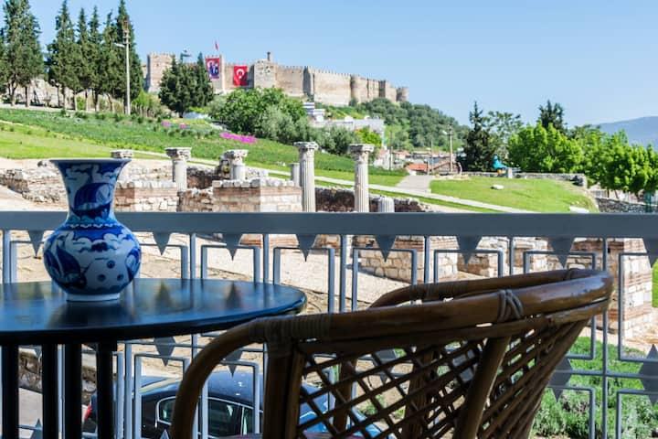 Selcuk Ephesus Castle View Suites-1