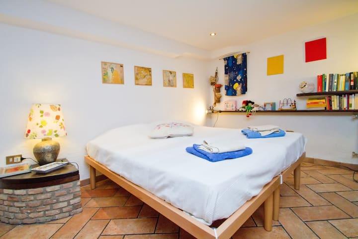 Schöne Wohnung in derNähe der Strände- total relax
