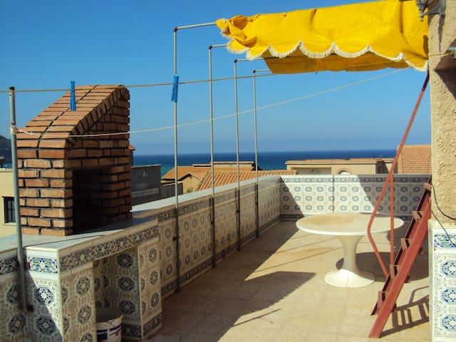 F4 villa 100m plage CHENOUA PLAGE TIPAZA ALGER