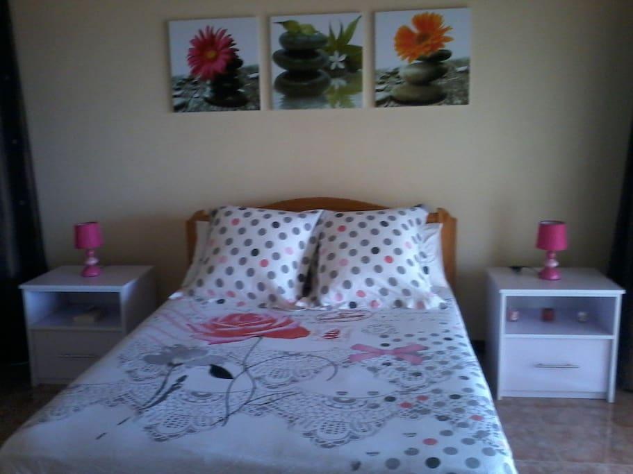 Seaview DBL room