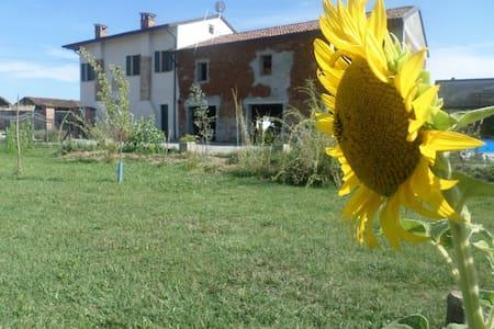 STANZA RELAX ECOBIO 1 km dall'uscita A21 Pontevico - Gauzza