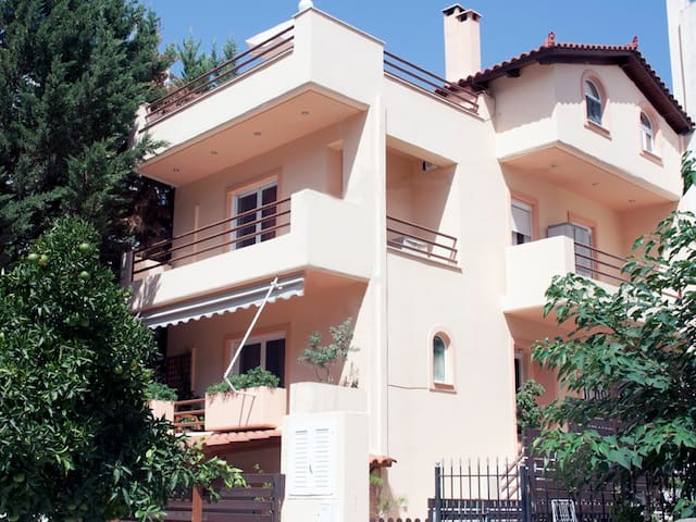 Angelos Luxury house Marousi-Athens - Μαρούσι - Casa
