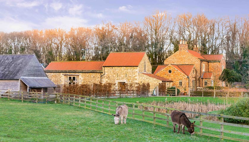 The Barn - Beautiful  rural retreat near Ripon