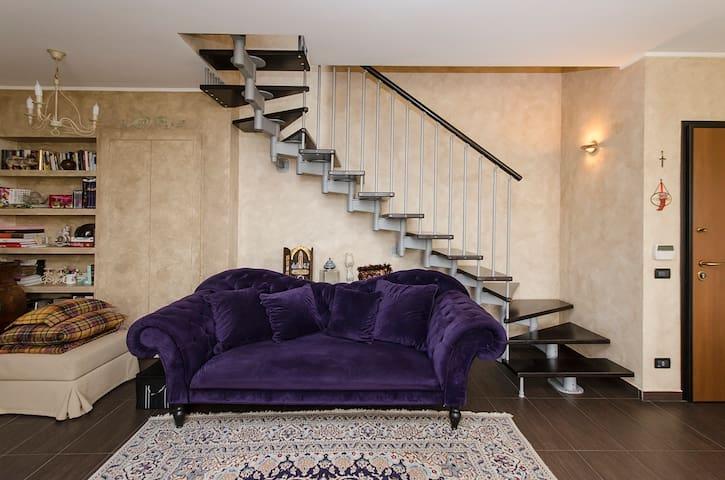 APPARTAMENTO CERVINO - Ossona - Appartement