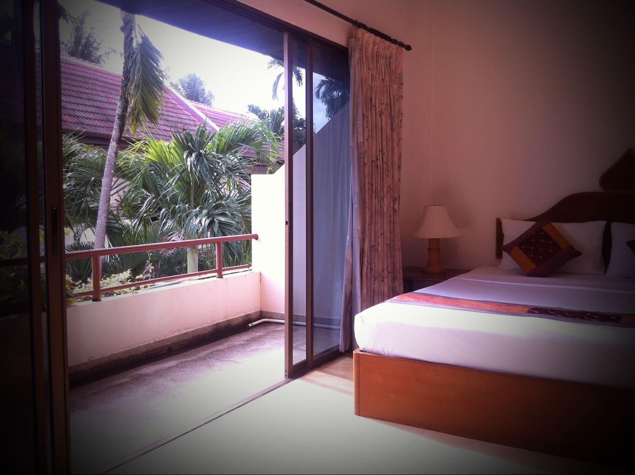 32 >> Duplex 2 Bedroom, Standard at Garden view