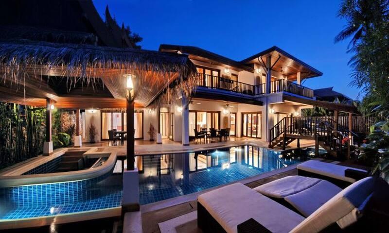 Baan Oasis  Villas For Rent In Koh Samui Surat Thani Samui Beach Village Koh Samui Thailand Thailand