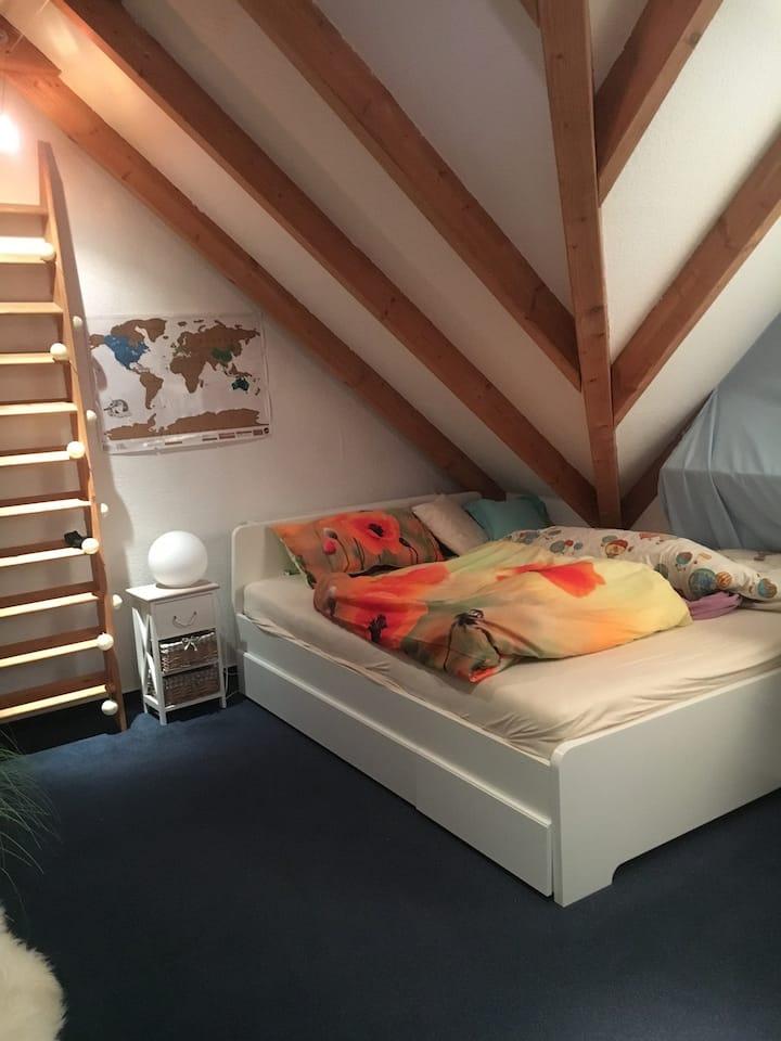 Ruhiges kleines Gästezimmer in Nähe Bremerhaven
