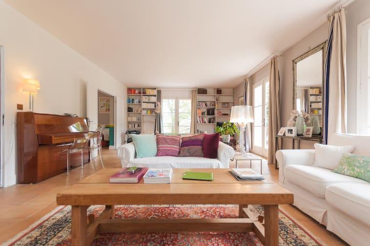 Belle maison familiale basque - Saint-Jean-de-Luz - Ev