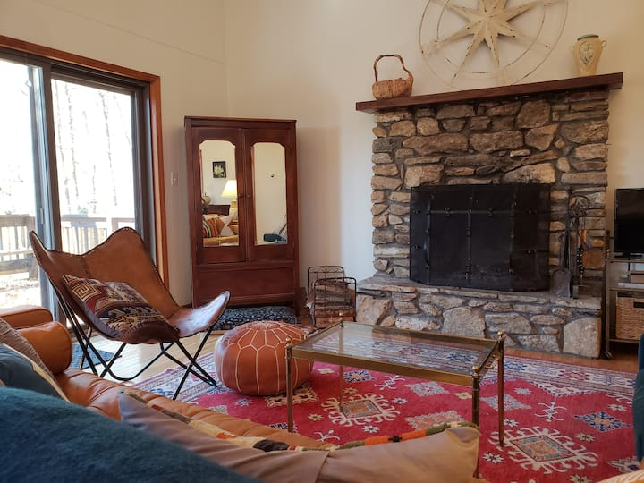 Jane's Place Mountain Retreat