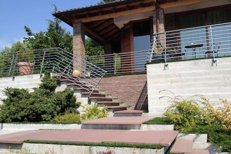 Villa d'Autore_ Alba, Piedmont - Alba