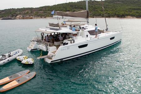 S/Y NEW HORIZONS II –15,00 meters/50 ft  Saba 50 - Paleo Faliro - Barca