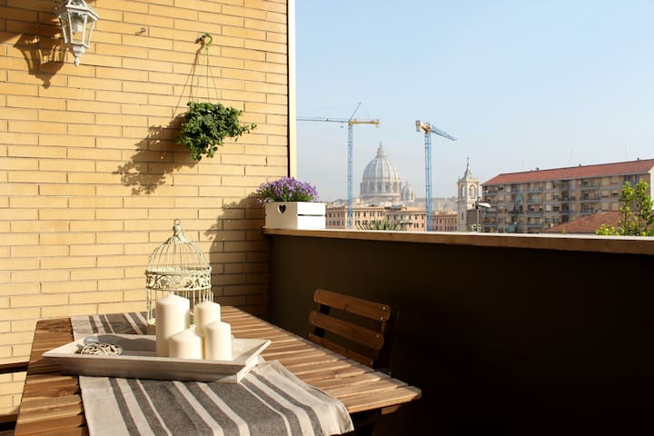 Sleeping Beauty-Charming Apartment - Roma - Pis