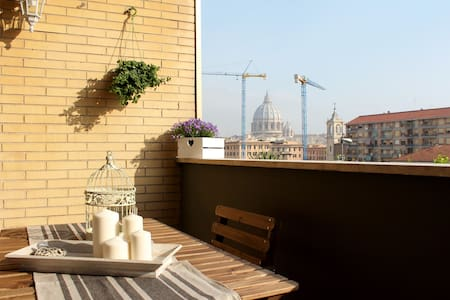 Sleeping Beauty-Charming Apartment - Rome - Appartement