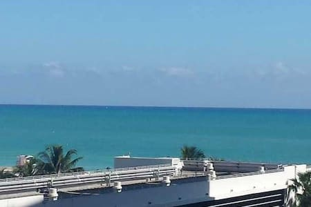 Amazing SOBE Oceanfront 1 bed Condo