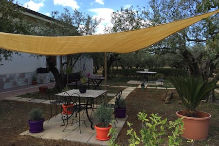 In a beautiful setting Farm - Partinico - Bed & Breakfast