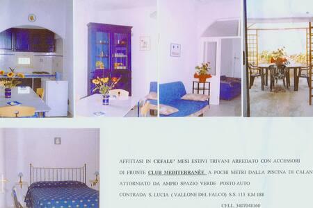 AFFITTASI a CEFALU ' TRILOCALE - CEFALU' - Apartment