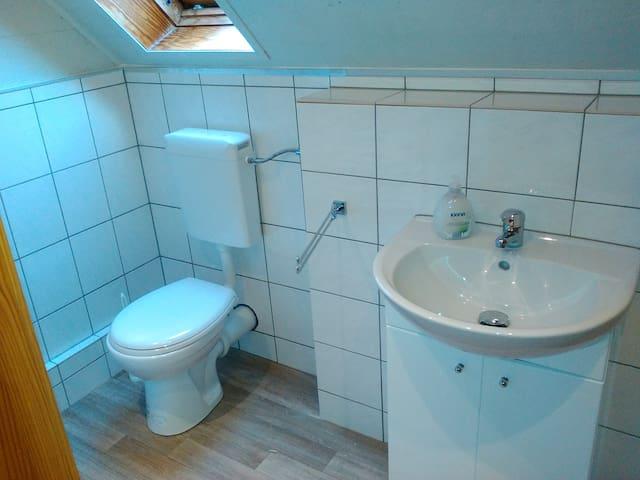 Dachgeschoß Wohnung in ruiger Wohnlage - Quickborn - Apartment