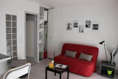 Studio dans résidence calme à Vence