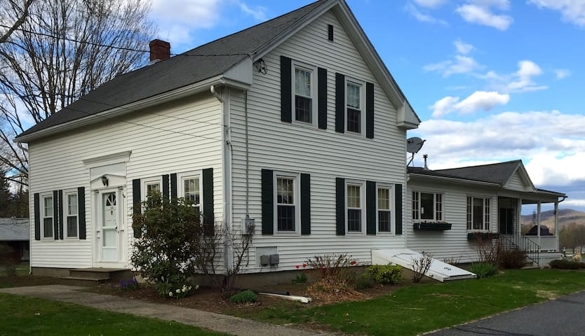 Private suite, Five College area - Easthampton - Bed & Breakfast