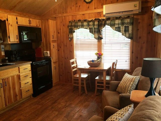 "Adorable ""tiny house"" cabin (22)"