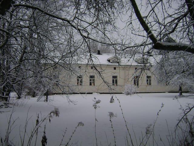Peaceful apartment near the centrum of Utajärvi