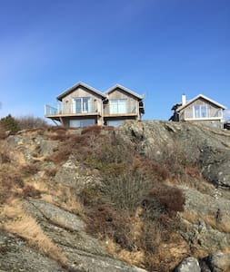 A new modern house with sea views - Tjörn S - House - 2