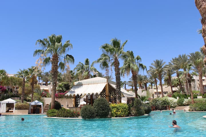 Priv. Villa Four Seasons Residence - Qesm Sharm Ash Sheikh - House