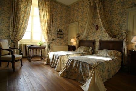 Suite familiale au château - Sens-Beaujeu - Castle