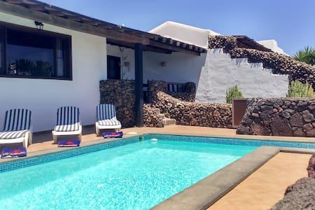 Casa Bella: fantastic ocean view - La Asomada - Haus
