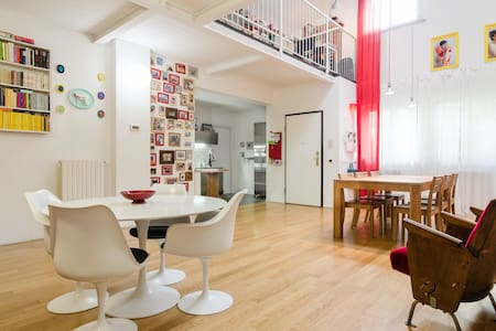 Loft with terrace - Lancetti - EXPO