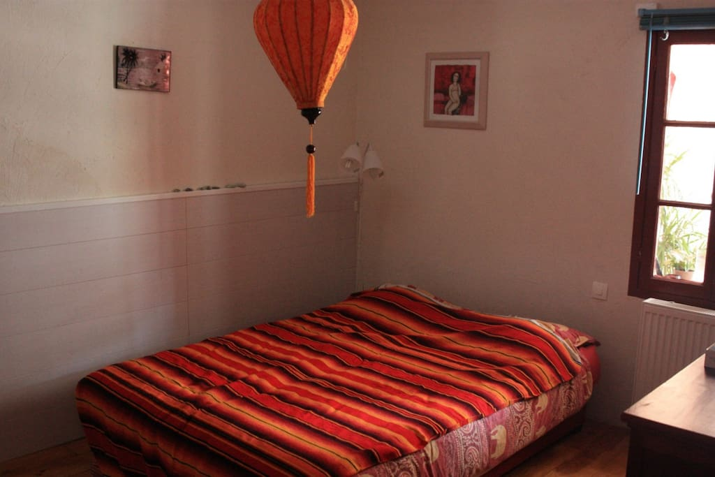 Votre chambre...
