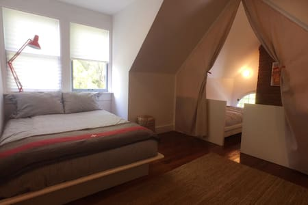 Super Hip Bunk Room for 6 People - Lexington