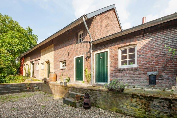 Rust, puur en natuur in Z-Limburg - Bocholtz - Cabaña
