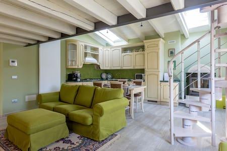 Appartamento duplex in rustico d'epoca - Valeggio Sul Mincio