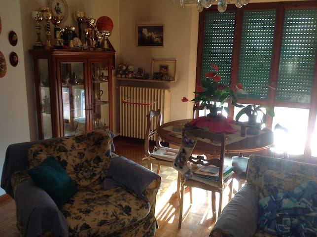 Camera con bagno privato - Ferrara - Apartament