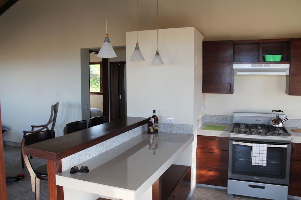 Kitchen Playa Tesoro #35