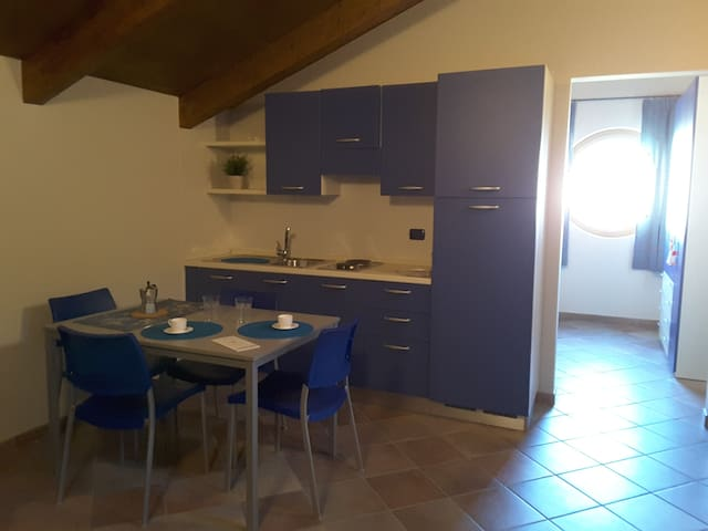 Studio equipped with kitchen - Barolo - Bed & Breakfast