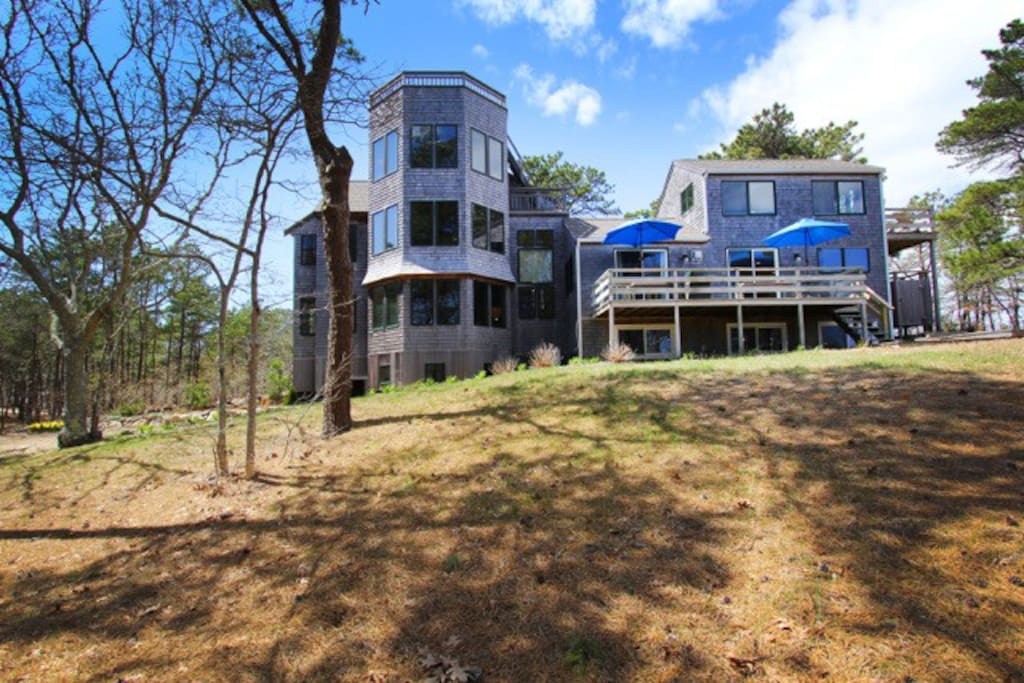 oceanview martha 39 s vineyard houses for rent in oak. Black Bedroom Furniture Sets. Home Design Ideas