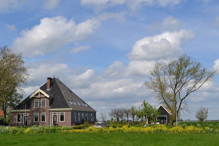Your own cottage in the countryside - Ámsterdam - Bed & Breakfast