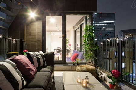 5min Meguro flat near Shibuya big terrace house! - Meguro-ku
