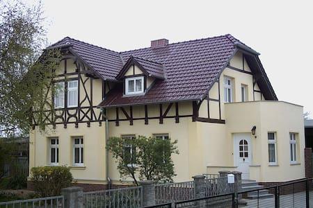 Ferienzimmer im Oderbruch - Küstriner Vorland - Huis