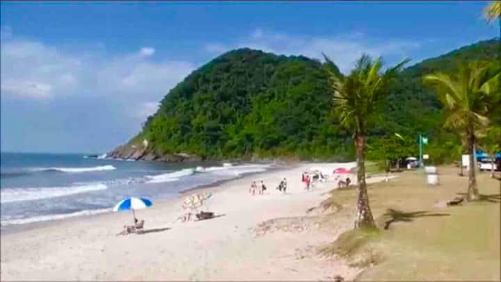 Flat 3 Praia da Jureia