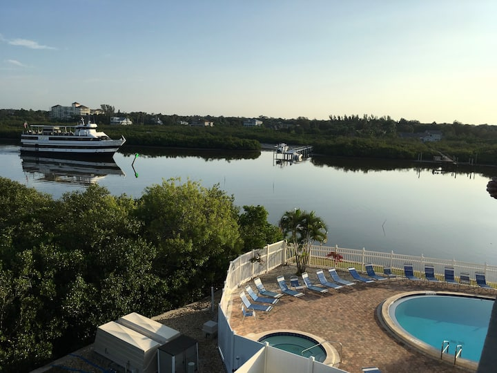 Spectacular Gulf View, Bay Shores Yacht & TC