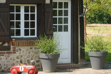 Maison normande de caractère proximité honfleur - Foulbec - Hus
