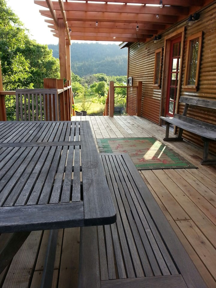 Spacious Boonville Guest House
