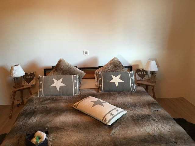 Magnifique appartement-loft - Veysonnaz - Apartment