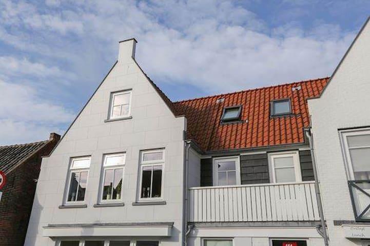 Luxe appartement in het centrum van Ouddorp - Ouddorp - Apartment