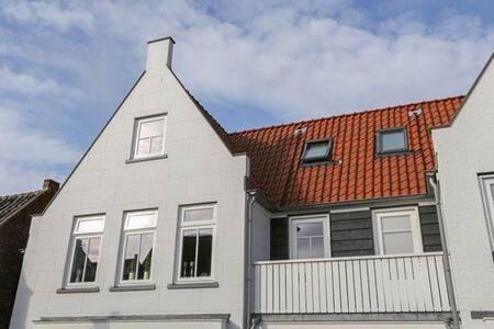 Luxe appartement in het centrum van Ouddorp - Ouddorp - Apartamento