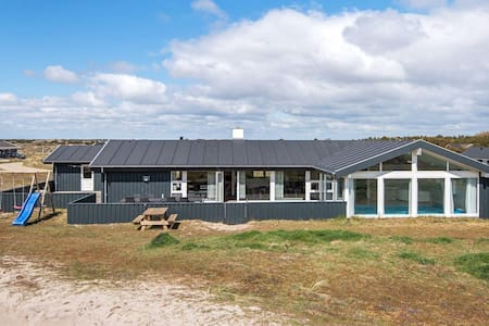 Spacious Holiday Home in Fanø With Swimming Pool