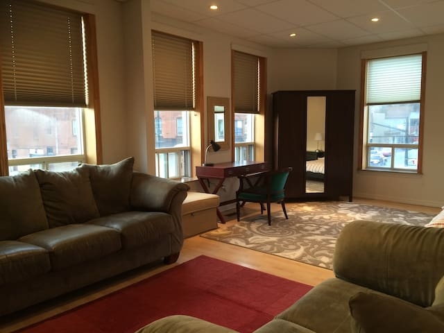 Caledonia Stay - Caledonia - Apartment
